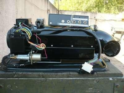 Автономный воздушный отопитель ОН-32