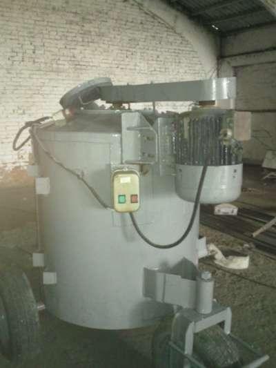 Миксер для производства газобетона