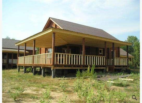 Строительство деревянных домов, бань, дач, коттеджей