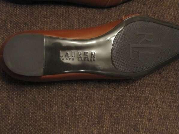Туфли кожаные Ralph Lauren Vintage (Бразилия) в Москве фото 7