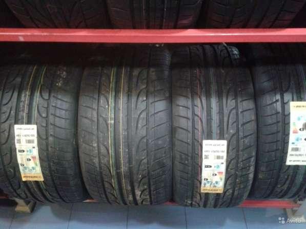 Новые Dunlop R21 285 35 и 325 30 Германия