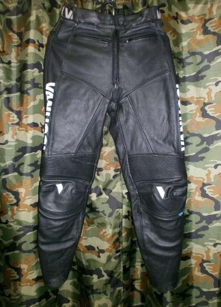 Мотобрюки кожаные брюки Vanucci Германия