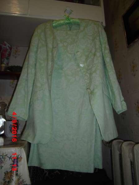 Продается жен. костюм пиджак+платье