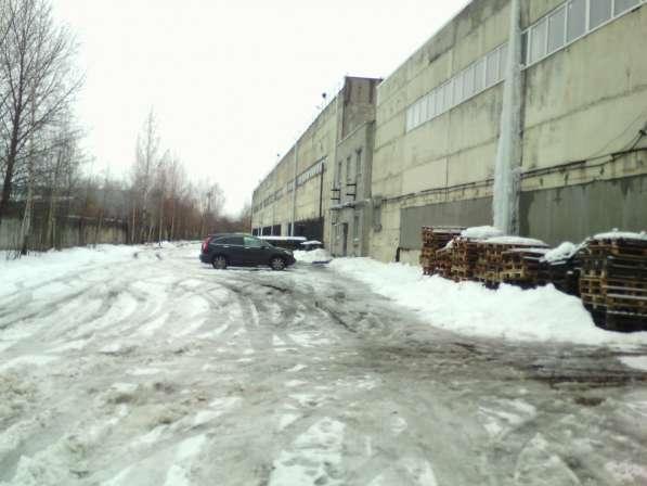 Промышленная, оборудованная складская база в г. С. Петербург