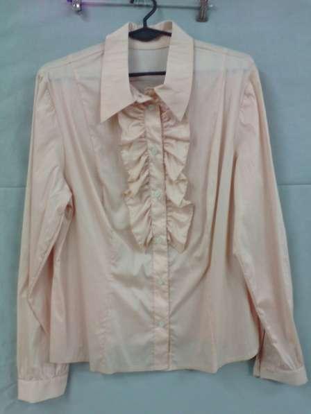 Блуза женская розовая