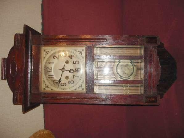 Продаю старинные часы «Gloria» с боем. В рабочем состоянии в Санкт-Петербурге фото 3