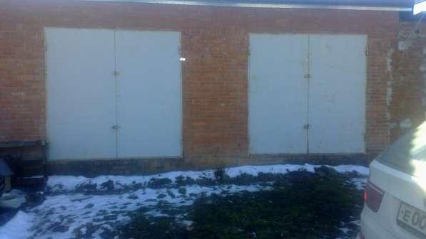 Продам капитальный двойной гараж 40м2 с подвалом