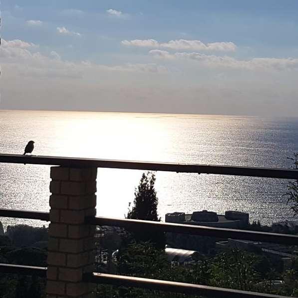 Продам дом с панорамным видом на море, горы и г. Ялта