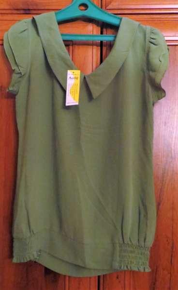 Блузки летние 42-46 в Невинномысске фото 7