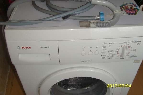 Продам стиральную машину Bosch Classixx5 хорошее состояние