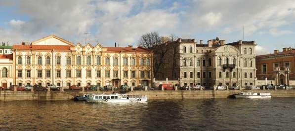 Лекторий проекта «Открытый город» в Петербурге