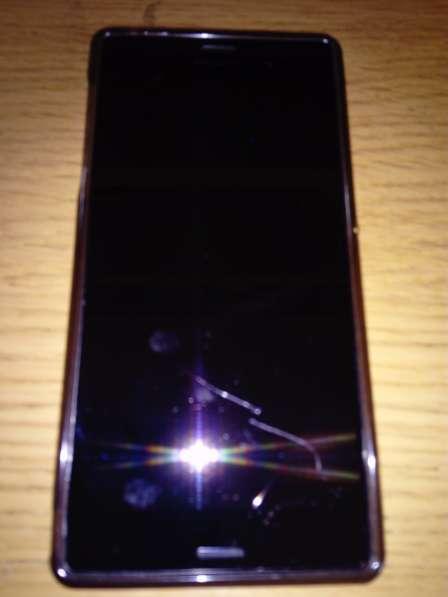 SONY XPERIA Z3 нерабочий дисплей