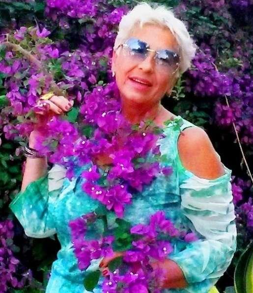 Елена, 57 лет, хочет познакомиться