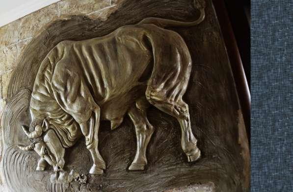 Ручная лепнина, барельеф, декор стен в Сергиевом Посаде фото 5