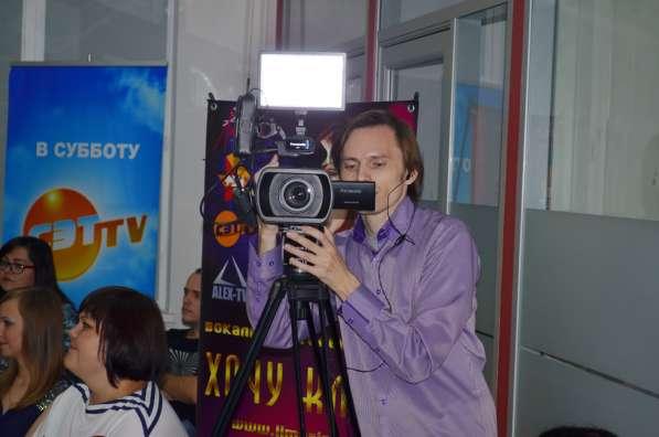 TV-КУРСЫ по видеосъёмке, видеоблогу, видеомонтажу в Хабаровске