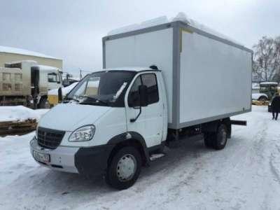 грузовой автомобиль ГАЗ 2834FH