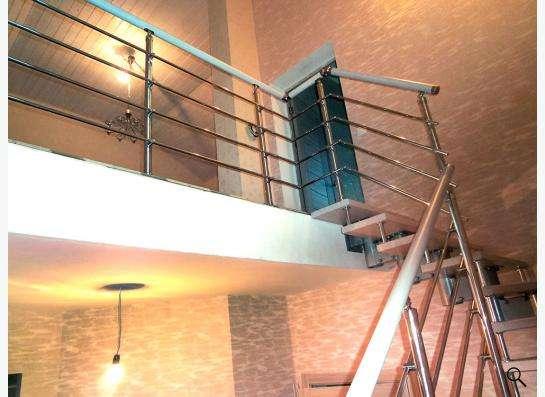 Современная, стильная, надежная лестница в Москве фото 10