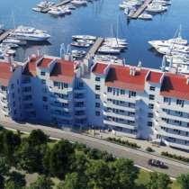 Апартаменты на берегу моря, прямая продажа от застройщика, в Севастополе