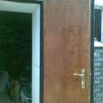 ДВЕРИ стальные наружные с установкой в частный дом, в Перми