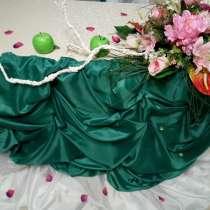 Оформление свадебных торжеств. Цветами тканями шарами, в Волгодонске