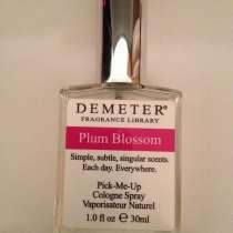 Духи Demeter «Сливовый цвет» (Plum Blossom), в Москве