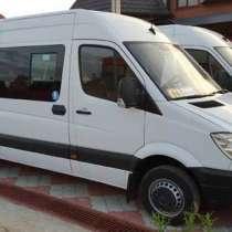 Автобус на свадьбу, торжества, пассажирские перевозки, в г.Сергиев Посад