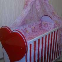 Кроватка для девочки, в Калининграде