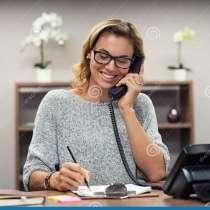 Нужна женщина на телефонные звонки в оздоровительный центр, в г.Бишкек