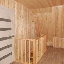 Услуги плотника. Обшивка вагонкой, лестницы, мебель., в Красноярске