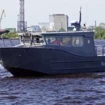 Алюминиевый катер Баренц 900, в Архангельске