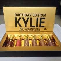 Коллекция жидких помад Kylie Birthday Edition, в Санкт-Петербурге