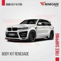 """Body Kit Para BMW X5 F15 F85 """"Renegade"""" Wide Body 2013-2018, в г.Риу-Бранку"""