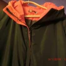 Утепленная куртка 64 размер, в Москве