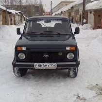 Нива 2121, в Нижнем Новгороде
