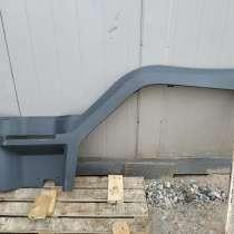 Накладка подножки кабины DW Nous пластиковая, в Омске