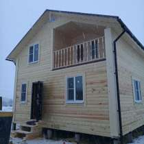 Деревянное домостроение любой сложности, в Москве