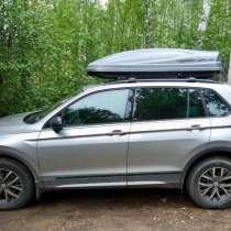 Автобокс TERRA DRIVE 480 серый, в Москве