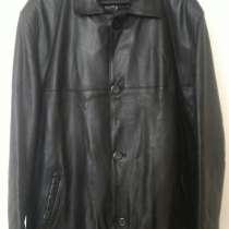 Куртка кожаная мужская Andrew Marc, в г.Красноярск