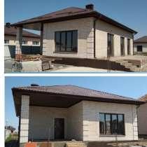 Строим дома. Дом по цене квартиры-реально. Смета. Договор, в Краснодаре