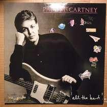 Пластинка виниловая Paul McCartney - All The Best, в Санкт-Петербурге