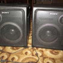 Колонки Sony CFS- W455L, в г.Москва