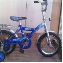 Продается б/у детский велосипед Novatrack BMX 14, в г.Минск
