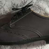 Туфли-полуботинки новые Ralf Ringer, р-37, в Новосибирске