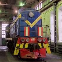 Тепловоз Маневровый ТЭМ 2УМ 1996 года выпуска 2018 сборка, в Волгограде