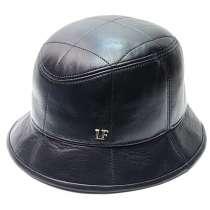 Шляпа мужская натуральная кожа, в Москве