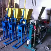 Ручной станок для производства кирпича Лего, в Алексине