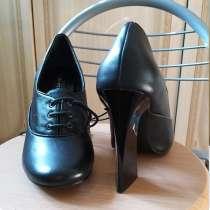 Туфли женские фирма elmonte, в Мытищи