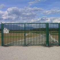 Продаем садовые металлические ворота от производителя, в Ярославле