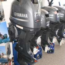 Лодочный мотор Yamaha F70АЕТ, в Москве