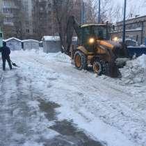 Уборка и вывоз снега. Аренда спецтехники, в Екатеринбурге